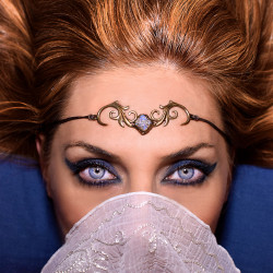 Forehead Jewelry, Drusy